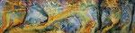 Spiritual Renaissance, (Acrylic Resin & Paints) $1100