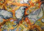 Fundamental Pivot, (Acrylic Resin & Paints) $5900