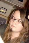 ...das Make up ist bei Angela auch bereits etwas runter gerutscht!