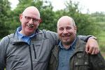 Doppelspitze seit 2015: Stephan Trunte und Armin Brakopp