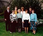 der Gründungsvorstand 1991
