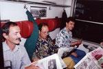 Tagesausflug nach Lugan/Gandria 21.5.1995