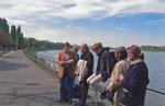 """Literatur-Tour """"Das Treibhaus"""", Bonn (2007)"""