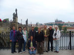 "Literatur-Tour ""Kafkas Prag"", Prag (2008)"