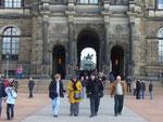 """Literatur-Tour """"Als ich ein kleiner Junge war."""", Dresden (2009)"""