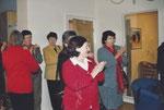 Matinee zur Eröffnung des Seminarraums im Heimchenweg 30 (2007)