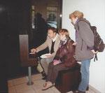 """Literatur-Tour zu B. Schlinks Roman """"Der Vorleser"""", Frankfurt a. M. (2010)"""