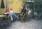 """Literatur-Tour """"Wien in der literarischen Moderne und Postmoderne"""" (2006)"""