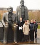 """Literatur-Tour """"Berlin in der literarischen Moderne und Postmoderne"""" (2002)"""