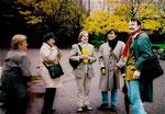 """Literatur-Tour """"Ein weites Feld"""", Berlin (1996)"""
