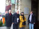 """Literatur-Tour """"Als ich ein kleiner Junge war"""", Dresden (2009)"""