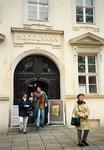 """Literatur-Tour """"Ein weites Feld"""", Neuruppin (1996)"""