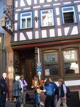 """Literatur-Tour """"Schelmenstadt Gelnhausen"""", Gelnhausen (2010)"""