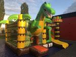 Hüpfburg Dino
