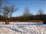 Лыжная тропка