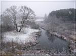 Времена года. Первый снег