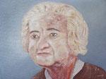 ELENA MARTIN VIVALDI. Óleo sobre tela 60 x 45 cms,sin bastidor