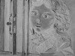 oleo sobre lienzo sin bastidor  60x45 cms