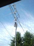 14 elem. VHF  -  2 elem. 6m  -  21 elem. 432