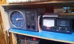Controller YYAESU G450C S-meter AV-CN200