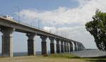 SP auf der Insel Svinö, letzte Abfahrt vor der Brücke