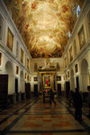 """Sakristei mit """"die Entkleidung Christi"""" von El Greco"""