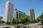 Picassoturm und Europaturm
