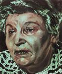 Hildegard Lärchert, Angeklagte 50 x 60 cm