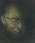 Hans Mundorf, Verteidiger 45 x 55 cm