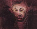 unbekannt, Häftling (Archivbild)  70 x 55 cm