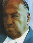 Dr. Rudolf Pick, Nebenkläger  55 x 75 cm