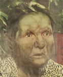 """Josefine Jürgens, """"Stille Hilfe""""  50 x 60 cm"""