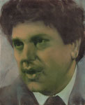 Wolfgang Weber, Staatsanwalt  65 x 80 cm