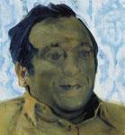 Leo Miller, Zeuge, ehem. Häftling  65 x 85 cm