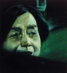 Elisabeth Adler-Cremers, Zeugenbetreuerin  60 x 65 cm