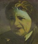 Alice Orlowski, Angeklagte  60 x 70 cm