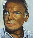 Heiner Lichtenstein, Prozeß-Beobachter  60 x 70 cm
