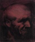 unbekannt, Häftling (Archivbild)  50 x 60 cm