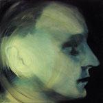 Fritz Heinrich Petrick, Angeklagter  50 x 50 cm