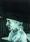 unbekannt, Zeugin (Archivbild)  70 x 50 cm