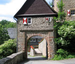 Burgtor mit Turmzimmer