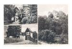 Postkarte der Jugendherberge von 1929
