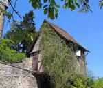Turmzimmer über dem Burgtor