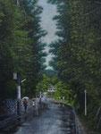 古澤 新司 「ある雨の日の午後」