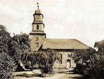 Die 1793 erbaute Marienkirche wurde nach schweren Bombenschäden aus dem 2. Weltkrieg wieder aufgebaut und am 3. Oktober 1954 eingeweiht.