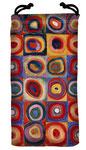 Artikel Nr. 6961 - Kandinsky - Farbstudie Quadrate
