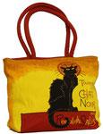 "Artikel Nr. ME 66 Handtasche ""Chat Noir"" (BxH 38 x 26 cm)"