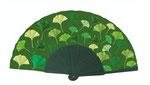 Artikel Nr. 8673 Ginkgo grün (Mahagoni/Holz)