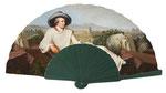 Artikel Nr. 8670 Goethe in der Campagna (Mahagoni/Holz)
