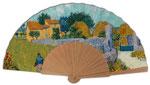 Artikel Nr. 8635 Bauernhaus Provence (Mahagoni/Holz)